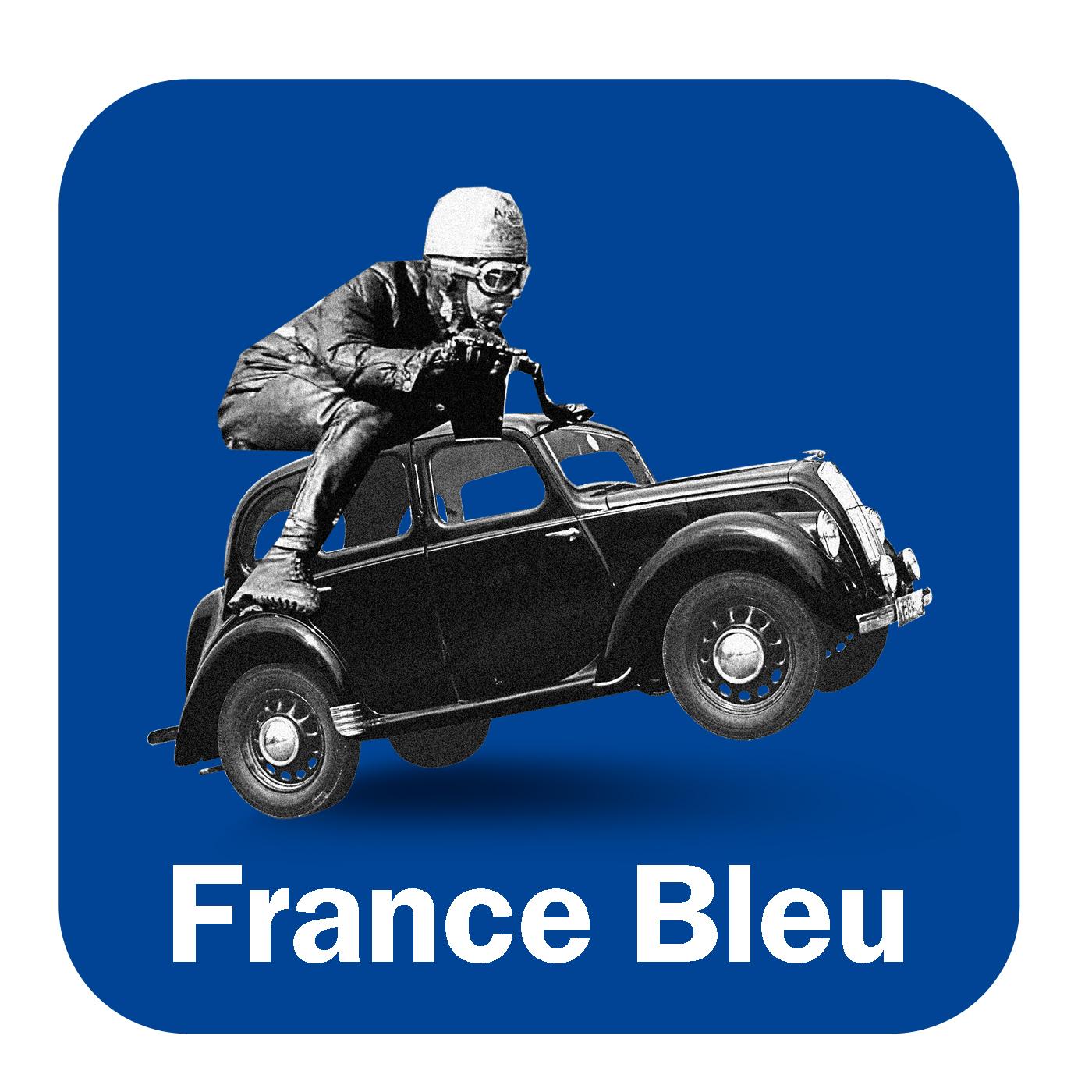 Dans le rétro France Bleu 107.1