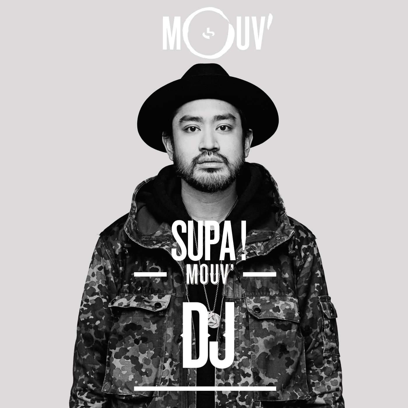 Mouv DJ - Supa!