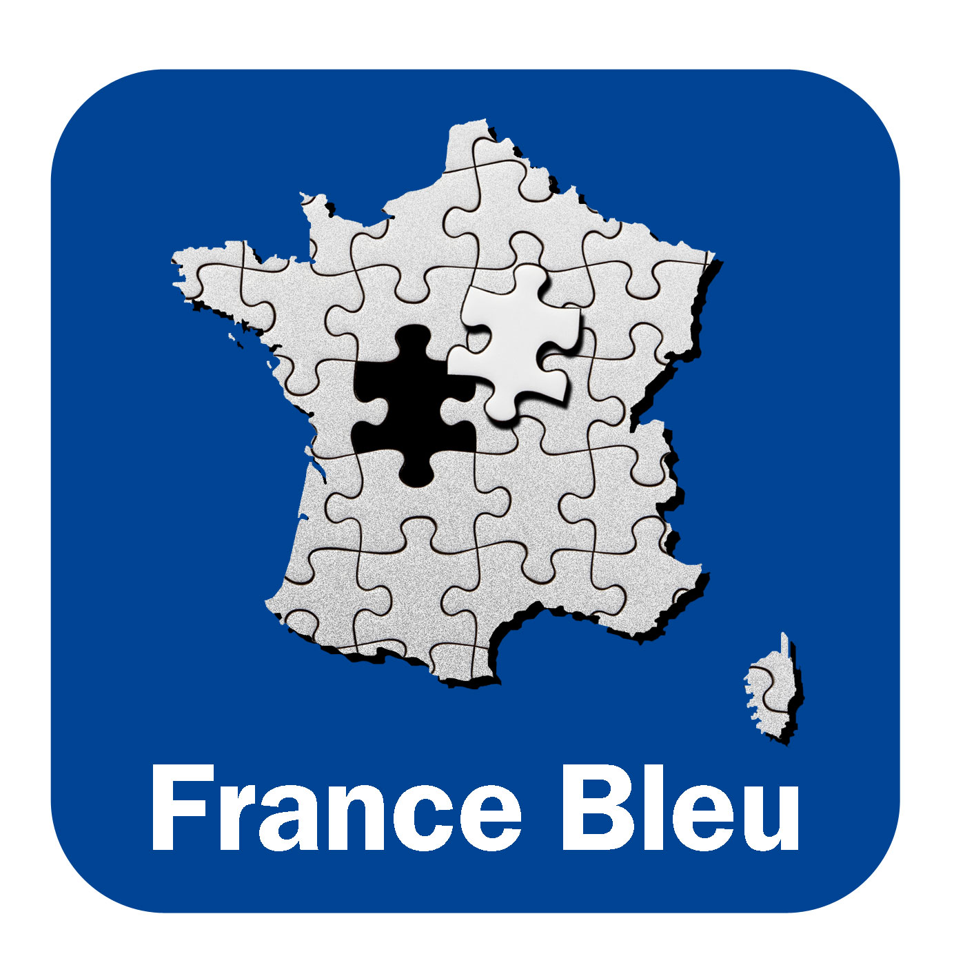 Made in Italy France Bleu Azur