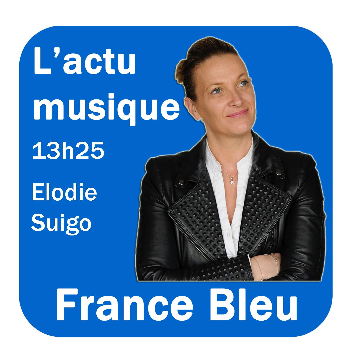 Actu Musique France Bleu