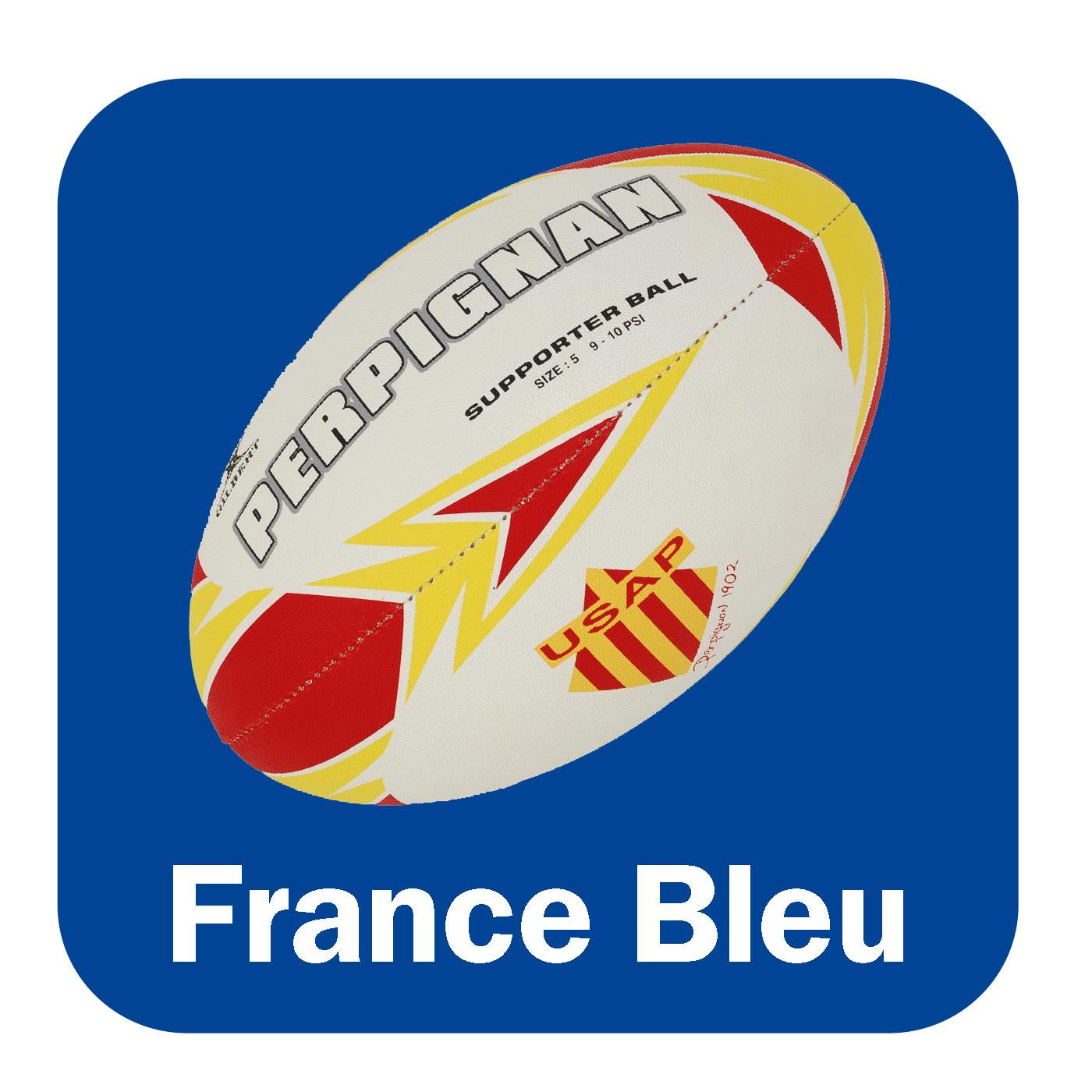 Le lundi c'est rugby France Bleu Roussillon